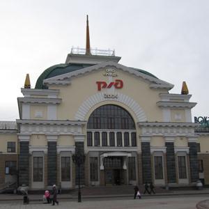Железнодорожные вокзалы Белой Калитвы